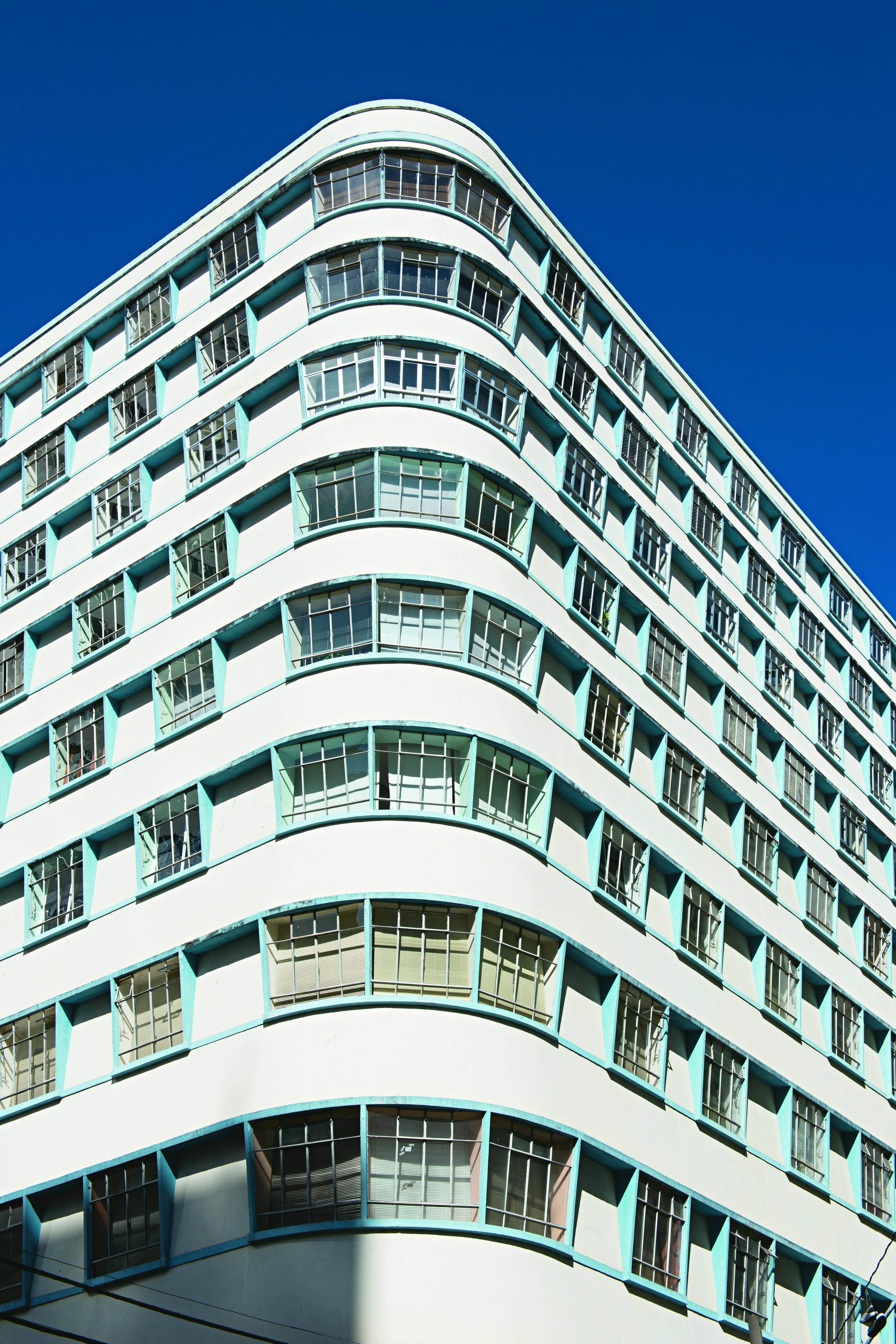 Brasilino de Moura é mais um exemplo dos prédios destacados pelo projeto.