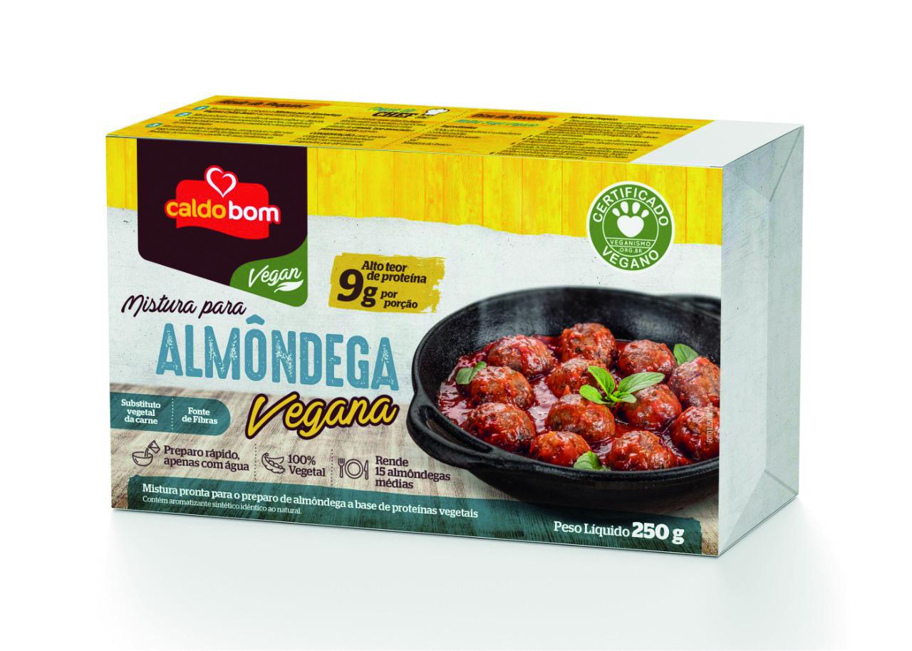 Produtos veganos conquistam novo espaço nos mercados brasileiros.